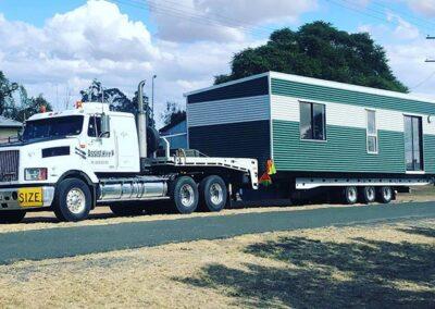 Assist Hire Supertilt Transport Services Brisbane