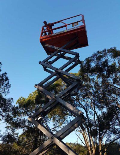 7 5 tonne Telehandler